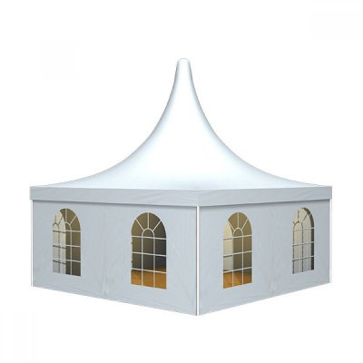 Pagode Tent, Triage Tent